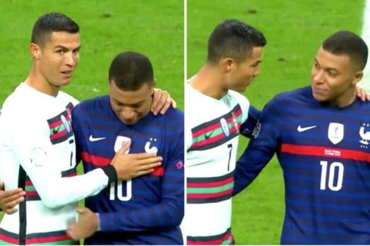 Средбата меѓу Роналдо и Мбапе беше нешто посебно! ? - SuperSport.mk